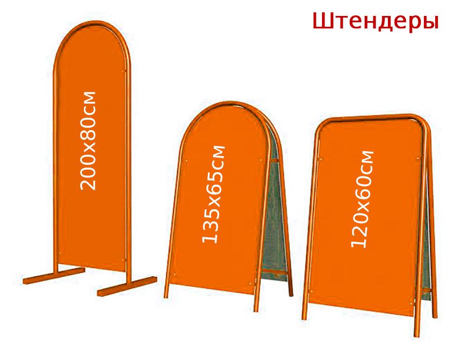 Штендеры Одесса